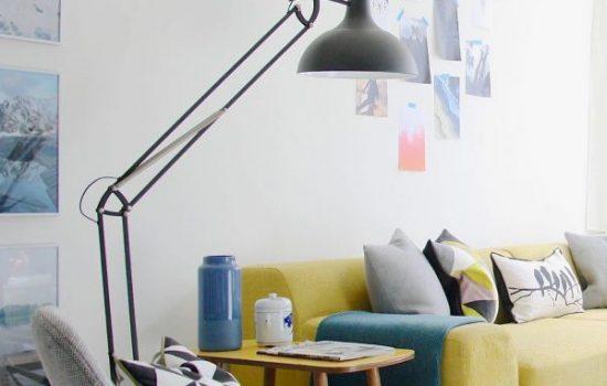 5 zachwycających lamp podłogowych do nowoczesnych wnętrz