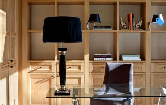 Jak zaprojektować stylowe i funkcjonalne oświetlenie w gabinecie?