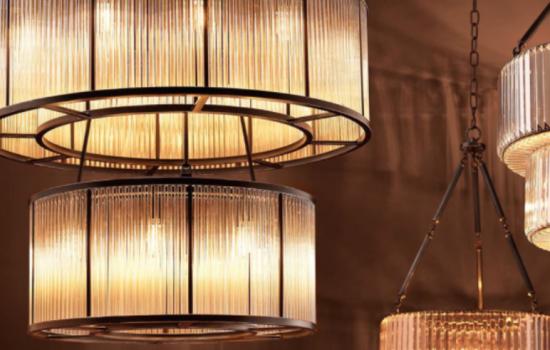 Geometryczne lampy, czyli oświetlenie o wielu kształtach