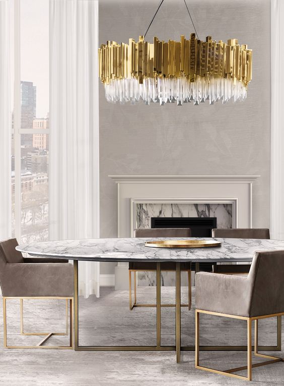 Dining room lighting: These lighting ideas will elevate your dining room decor.