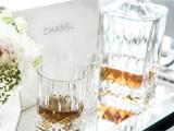 Kryształowe szkło jako upominek weselny dla Młodej Pary