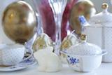 Dekoracja stołu na Wielkanoc – o kolekcji Flower Power
