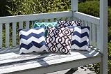 Poduszki ozdobne uprzyjemnią czas spędzony w domu i ogrodzie