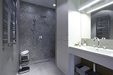 4 triki na optyczne powiększenie łazienki