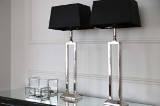 Abażury do lamp stołowych według stylów