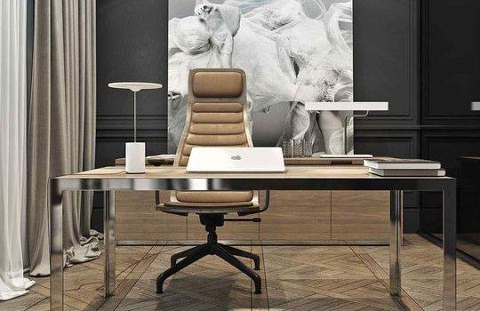Jak zaaranżować przestrzeń biurową w domu?