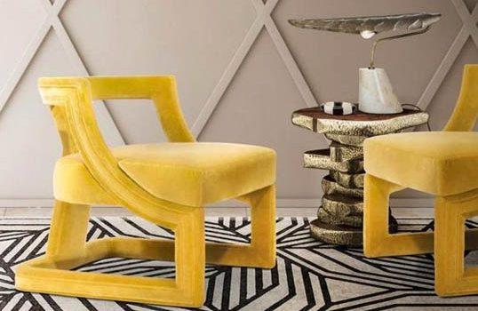 Honey yellow – poznaj najmodniejszy kolor aranżacji wnętrz