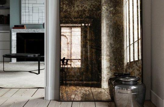 Szklane dekoracje, jako ważny element aranżacji salonu
