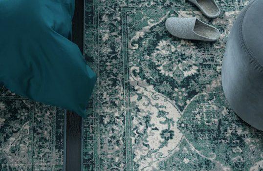 Wyraziste wzory i tekstury: dywany do każdego pomieszczenia