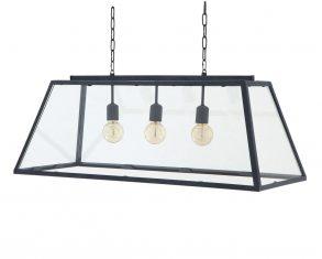 Lampa wisząca Harpers Black Eichholtz 100x38x36 cm