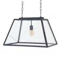Lampa wisząca Harpers Black Eichholtz  60x42x36 cm