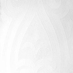 Serwetki papierowe o fakturze lnu Lily White Duni 40x40cm