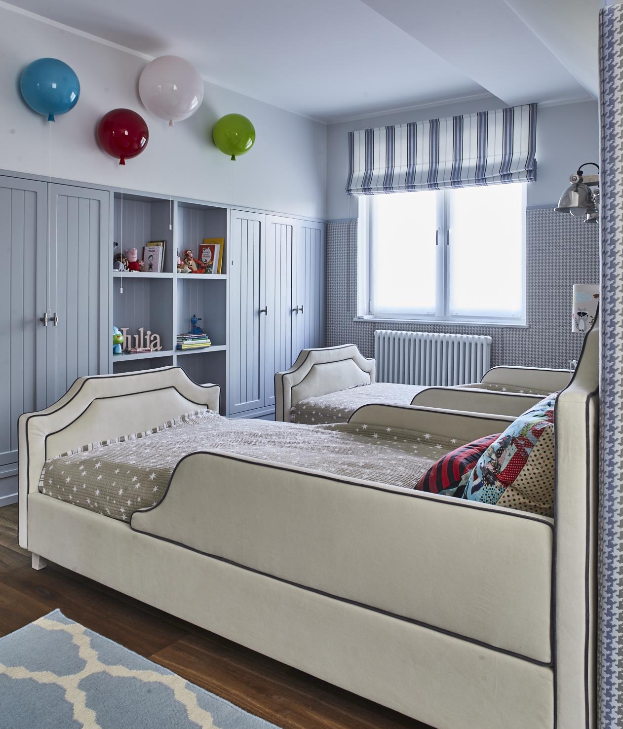 W stylu nowojorskim fotele narożne sypialni na wymiar