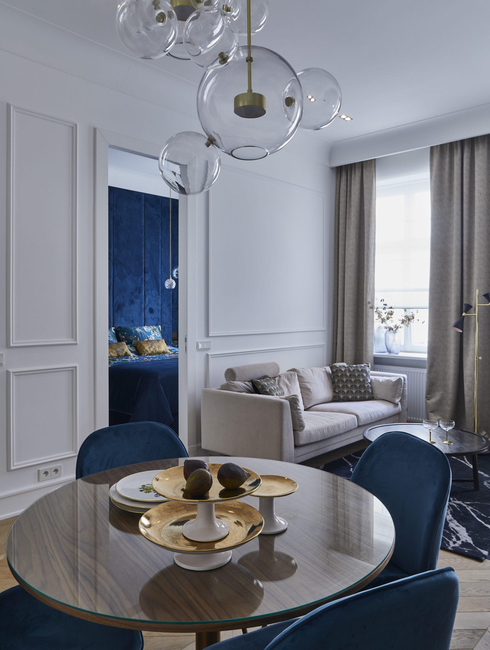 Eleganckie Lampy stojące narożne pokoju dziennego design