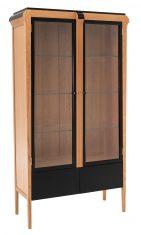 Witryna Muzo 3701 Ziemann 120x45x210cm