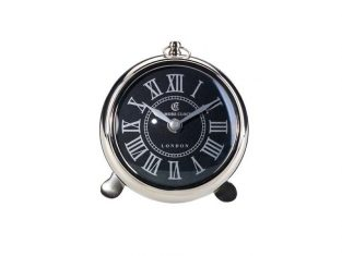 Zegar dekoracyjny BBHome Paris Black 19 cm