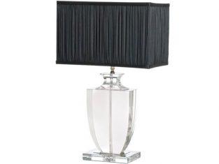 Lampa szklana Otello 13x18x44 cm