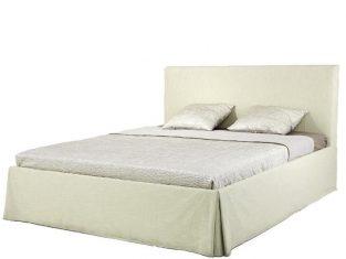 Łóżko ze zdejmowanym pokrowcem Constance