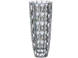 Wazon ze szkła kryształowego Sparkler 33 cm