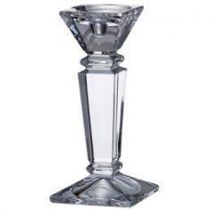 Świecznik kryształowy Ceasar 20cm