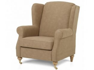 Fotel uszak Cognac MTI Furninova