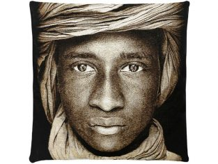 Poduszka żakardowa FS Home Collections Tuareg Boy 45×45 cm