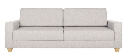 Sofa rozkładana z pojemnikiem na pościel Bari Sits