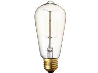 Żarówka Retro Bulb 60W 6,4x14cm