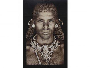 Pled dekoracyjny na stelazu FS Home Collections Samburu Boy 95×140 cm