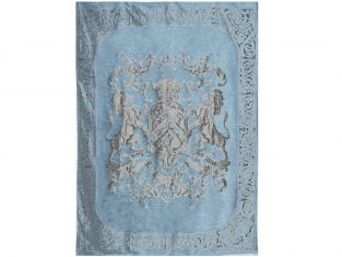 Pled dekoracyjny  FS Home Collections Fiorantello Sky 175×235 cm