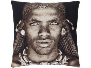 Poduszka żakardowa FS Home Collections Samburu Boy 45x45cm