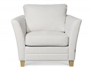 Fotel tapicerowany Bari MTI Furninova