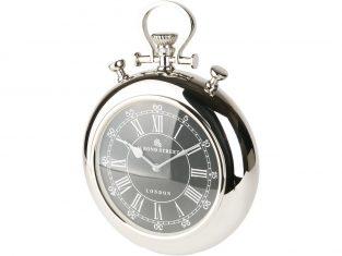 Zegar ścienny BBHome Old London Black 32 cm średnicy