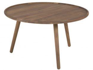 Stolik kawowy okrągły Love Sits 80×45 cm
