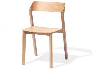 Krzesło dębowe Merano Ton