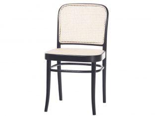 Krzesło bukowe z plecionką Ton model 811