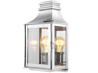 Kinkiet latarnia Eichholtz Primo Silver S