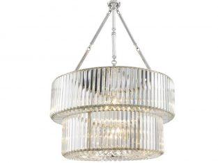 Lampa wisząca Eichholtz Infinity Silver 2 67x90cm