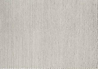 Dywan z nowozelandzkiego filcu Fargotex Salud Silver 160×230 cm