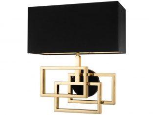 Kinkiet Eichholtz Windolf Gold 35x18x38 cm