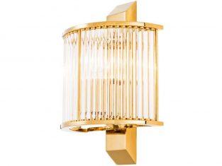 Kinkiet Eichholtz Oakley Gold 20,5x12x30 cm