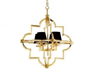 Lampa wisząca Eichholtz Mandeville Gold S