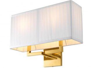 Kinkiet Eichholtz Westbrook Gold 36×13,5×27 cm