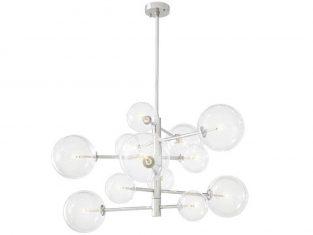 Lampa wisząca Eichholtz Argento Silver 90×78,5 cm