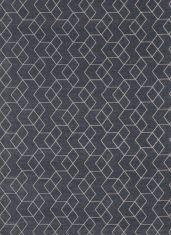 Dywan Cube Anthracite 160x230cm Fargotex