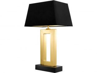 Lampa stojąca Eichholtz Arlington Gold 25x45x71 cm