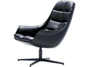 Fotel ze skóry naturalnej Mybird Sits