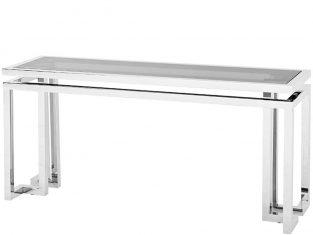 Konsola Eichholtz Palmer Silver 160x45x76 cm