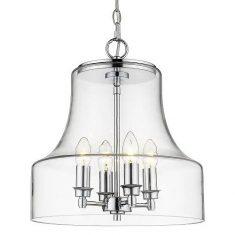 Lampa wiszaca Cosmo Light  Prague 4L 36,5x140cm
