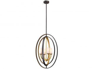 Lampa wisząca Dublin 48,5x50cm Cosmo Light